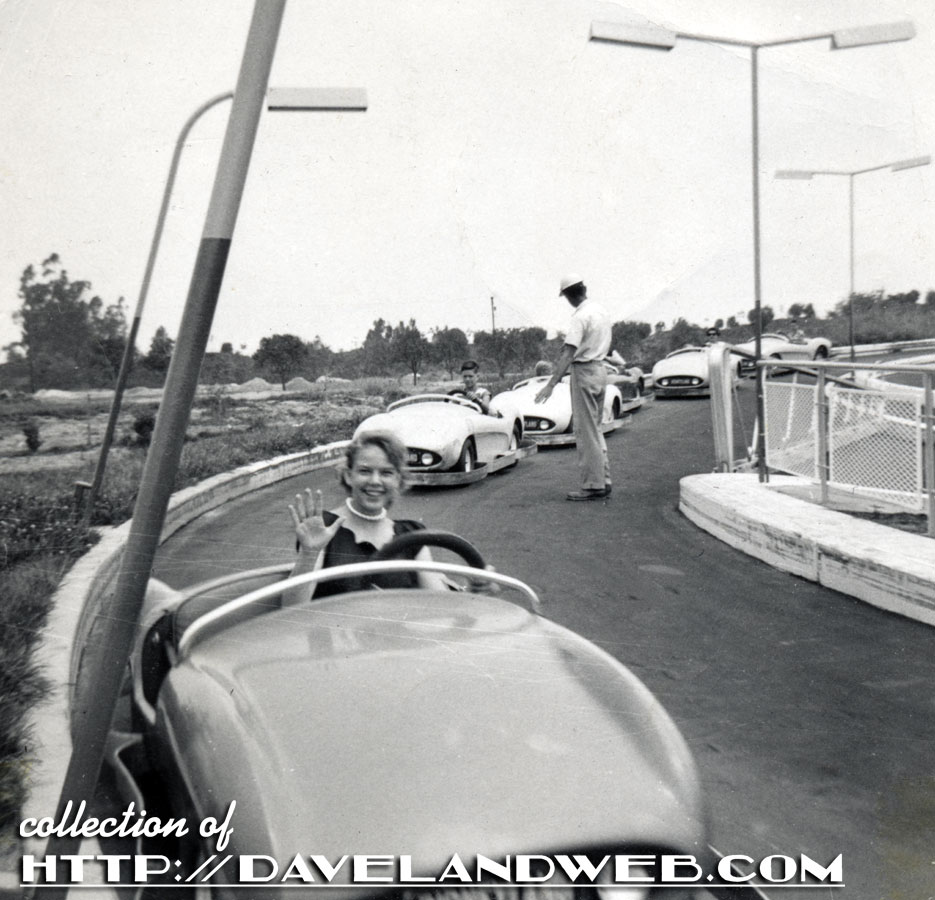 Friday on the Autopia, 1956