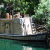 Disneyland keelboat, September 2010