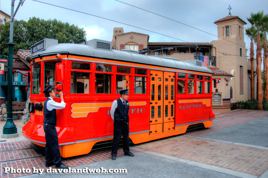 Davelandblog Trip Report Pt 5 The Red Car Trolley