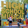DCA Sunshine Plaza High School Musical 2 show, July 2008