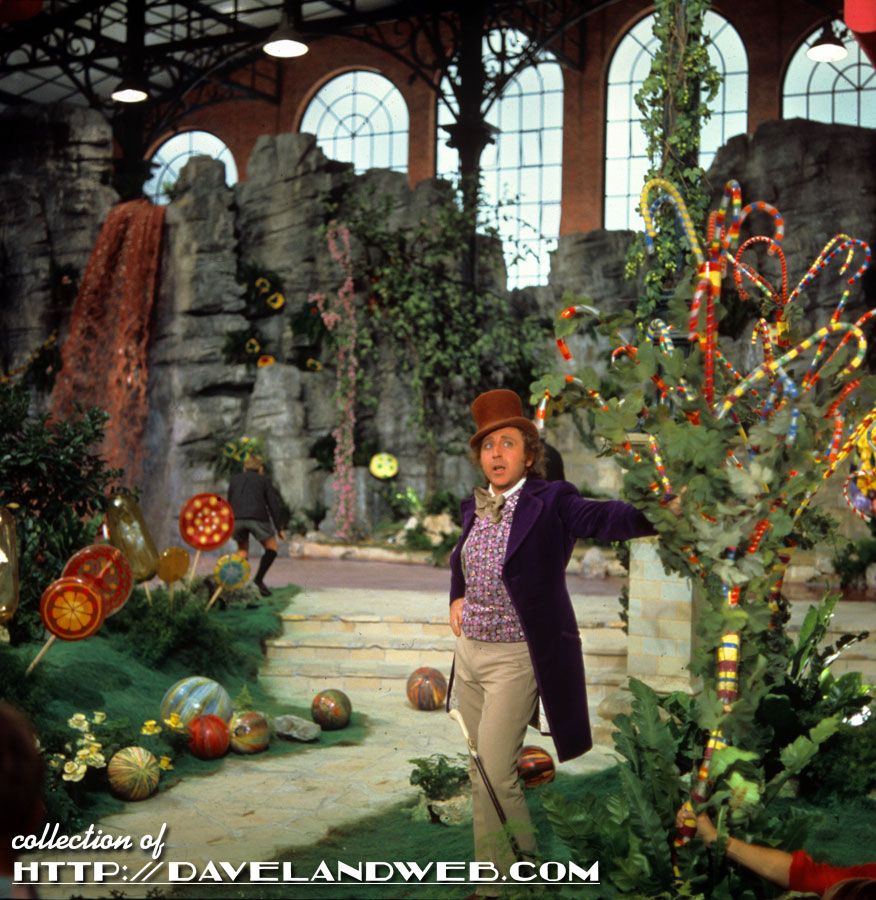 "davelandblog screen gem saturdays willy wonka circa  there are a handful of movies that you would never imagine someone would have the gall to remake ""willy wonka the chocolate factory"" is one of them"
