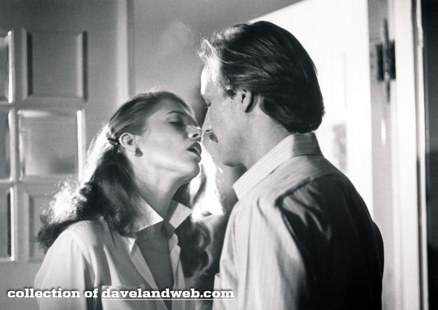 Kathleen Turner and William Hurt Body Heat photo