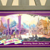 Disneyland Fantasy Faire construction photo, October 2012