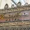 Francis Marion Hotel in Charleston, October 2008