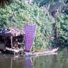 Disneyland Jungle Cruise dock photo, September 1964