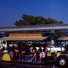 Disneyland Parking Lot July 1963