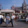 Disneyland Ticket Booth Entrance photo, September 7, 1959
