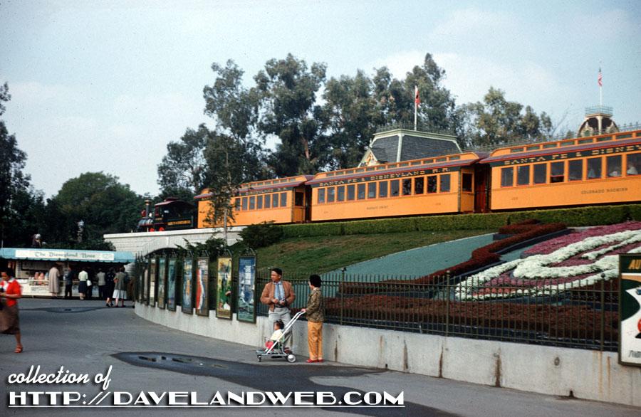 Welcome to Disneyland, February 1960
