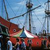 Disneyland Chicken of the Sea Pirate Ship July 18, 1955