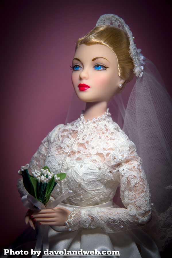 Daveland Grace Kelly Doll Photos