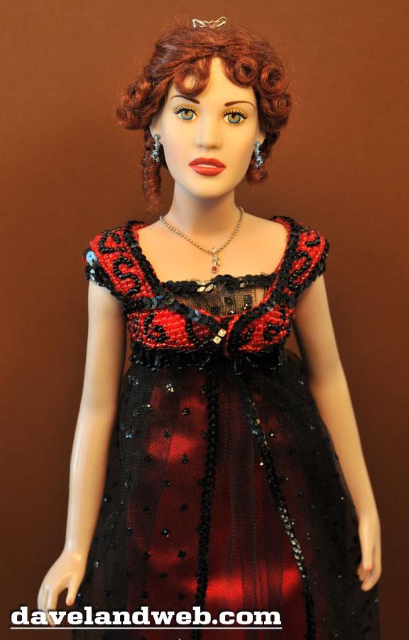 Black And Red >> Daveland Titanic Doll Photos