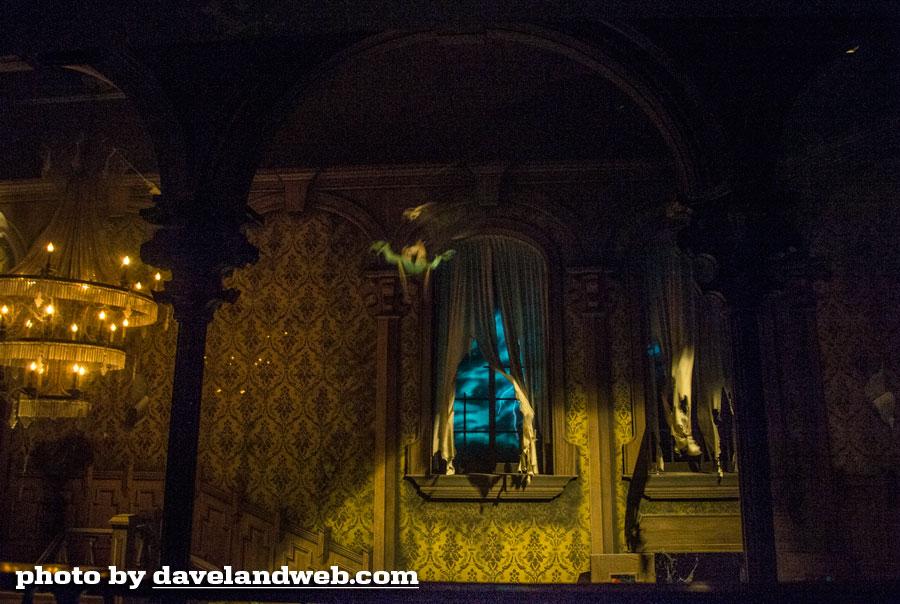 Haunted Mansion Foyer Organ : Daveland haunted mansion photo page
