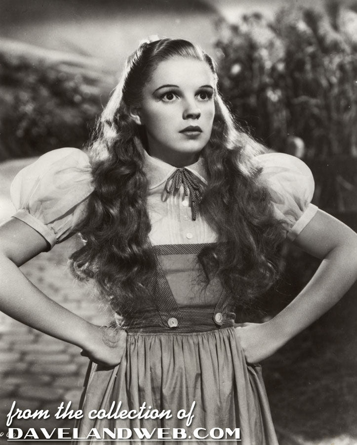 Davelandblog Screen Gem Saturdays Making Over Judy Garland