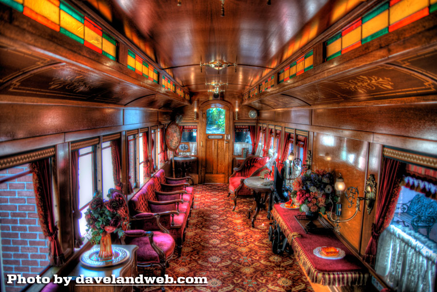 Lilly Belle interior