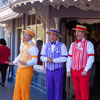 The Dapper Dans, December 2006