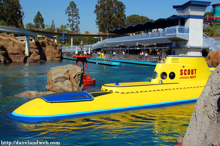 Image result for finding nemo ride disneyland