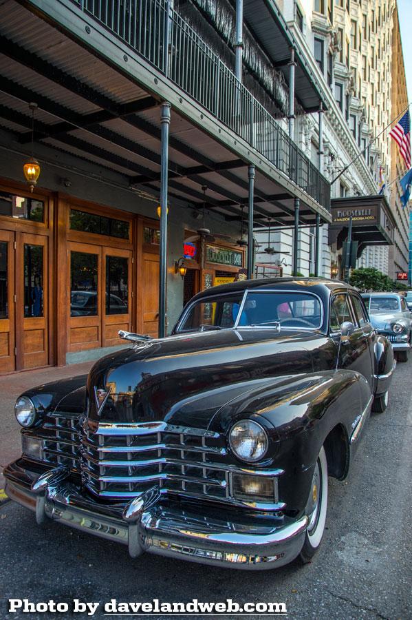 Daveland New Orleans Roosevelt Hotel Photos