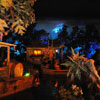 Disneyland Blue Bayou Restaurant in New Orleans Square, April 2009