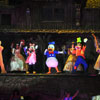 Disneyland Fantasmic Photo, One More Day Leap Year 1am performance, March 1, 2012