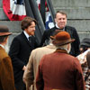 Filming in Savannah, Georgia of Robert Redford movie The Conspirator