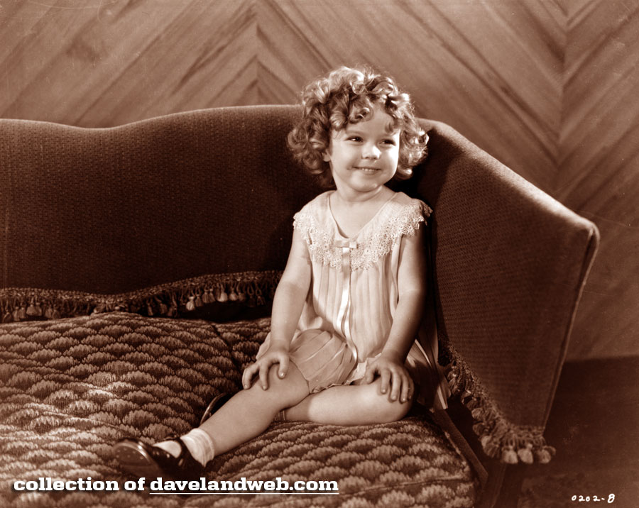 Shirley Temple 1934 photo