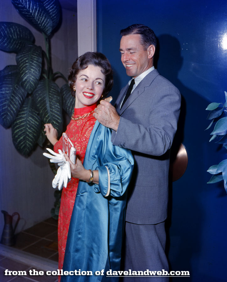 Shirley Temple and Charles Black photo
