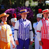Dapper Dans in Town Square, May 2008